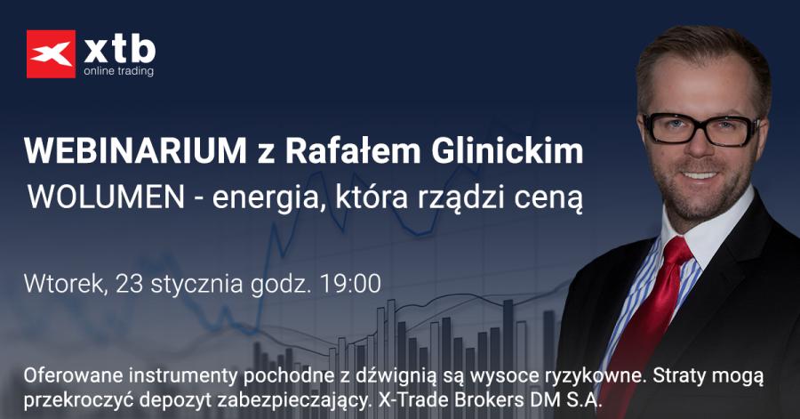 Webinar z Rafałem Glinickim 23.01 19:00