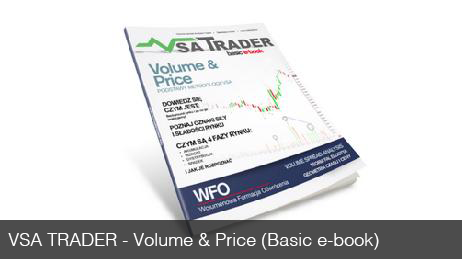 VSA TRADER - Volume & Price (Basic e-book)